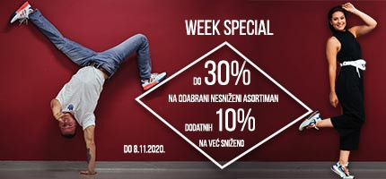 SHOPPING WEEK- DO 30%