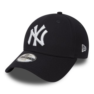 NEW ERA kapa OTR. K940 MLB LEAGUE BASIC NEYYAN NAVY/WHT