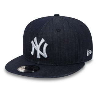 NEW ERA kapa DENIM BASIC 9FIFTY NEYYAN NAVY/WHITE