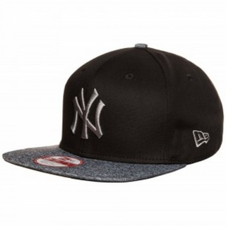 NEW ERA kapa JERSEY MARL 9FIFTY NEYYAN BLKGRA