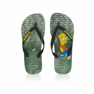 HAVAIANAS japanke SIMPSONS ICE GREY
