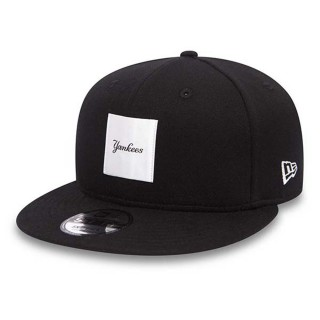 NEW ERA kapa SATIN PATCH 950 NEYYAN BLKWHI