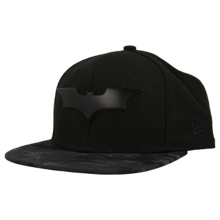 NEW ERA šilterica CAMOMTL HERO SNAP BATMAN BLKXPT