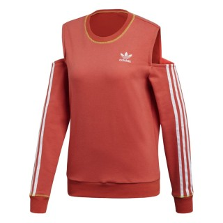 ADIDAS majica dugih rukava CUT-OUT SWEATER