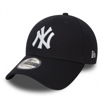 NEW ERA kapa 39THIRTY LEAGUE BASIC NY NAVY