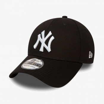 NEW ERA kapa 39THIRTY LEAGUE BASIC NEW YORK YANKEES BLACK/WHITE