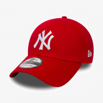 NEW ERA kapa 39THIRTY LEAGUE BASIC NEW YORK YANKEES SCARLET