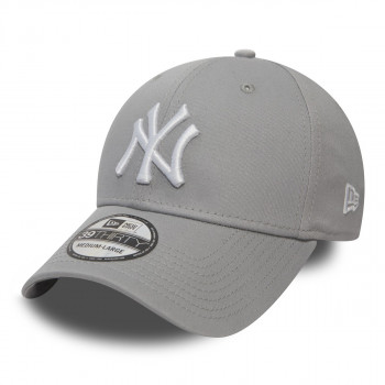 NEW ERA kapa 39THIRTY LEAGUE BASIC New York Yankees gray