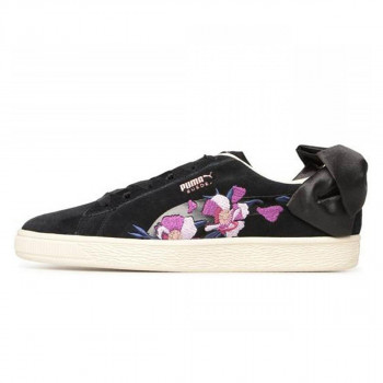 PUMA tenisice SUEDE BOW FLOWERY